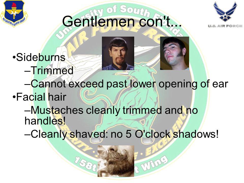 Gentlemen con t...