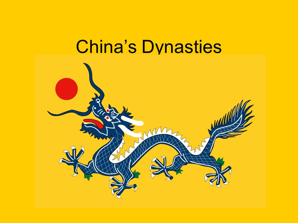Dynasties of North and South 420A.D.– 588A.D. Another lengthy period of disunity –N.