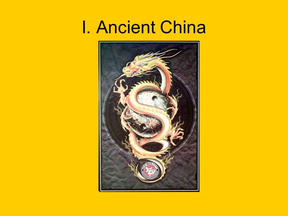 Neolithic China 12,000B.C.to 2,000 B.C.