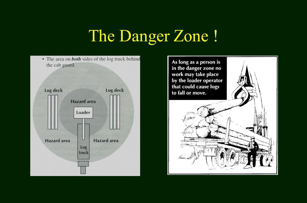 The Danger Zone !