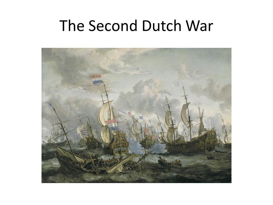 The Second Dutch War