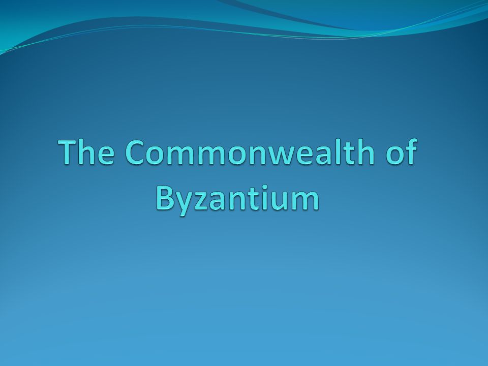 22 The Byzantine empire and its neighbors 527-554 C.E.