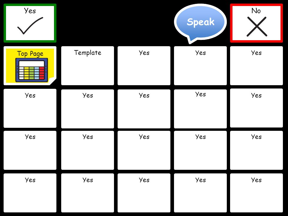 Speak Yes Top Page No C C Yes Top Page No TemplateYes Delete Word Clear C C Yes C C Speak