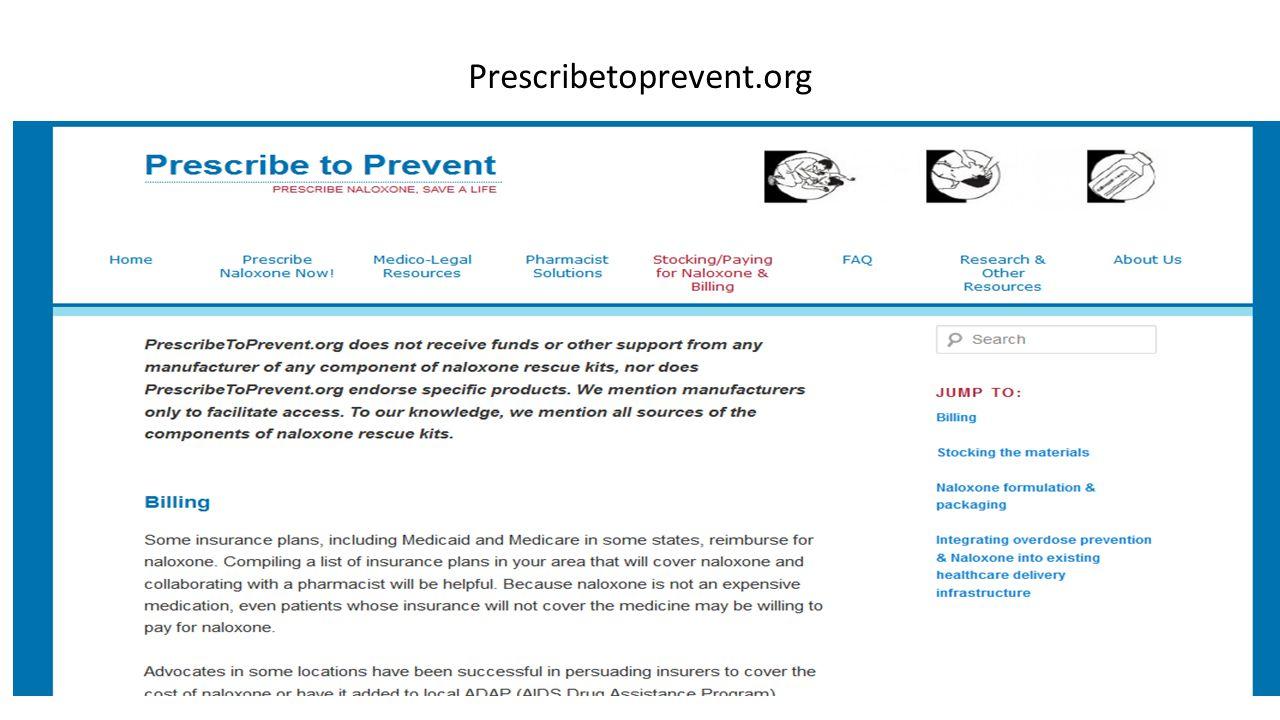 Prescribetoprevent.org