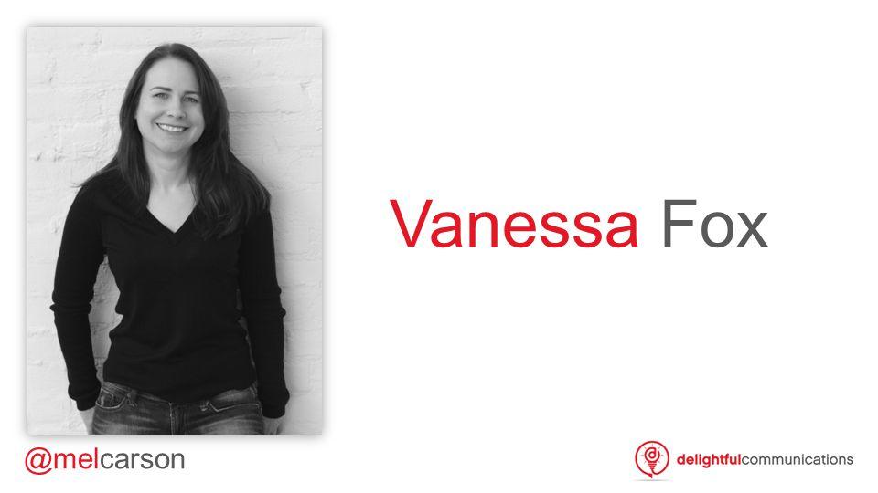 Vanessa Fox