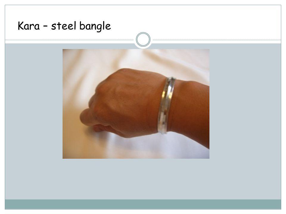 Kara – steel bangle