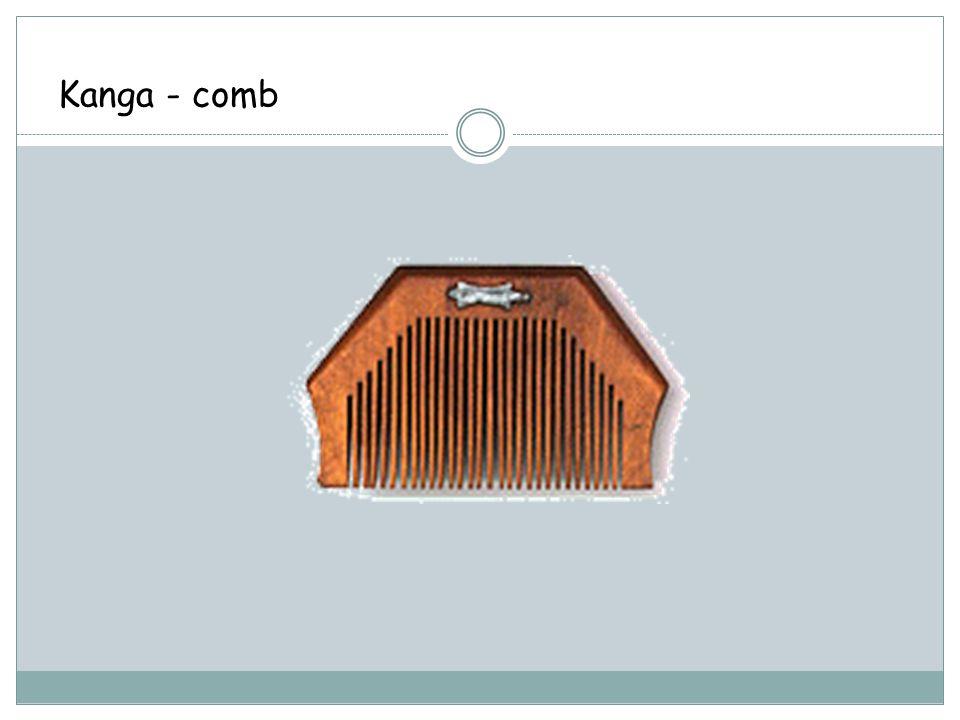 Kanga - comb
