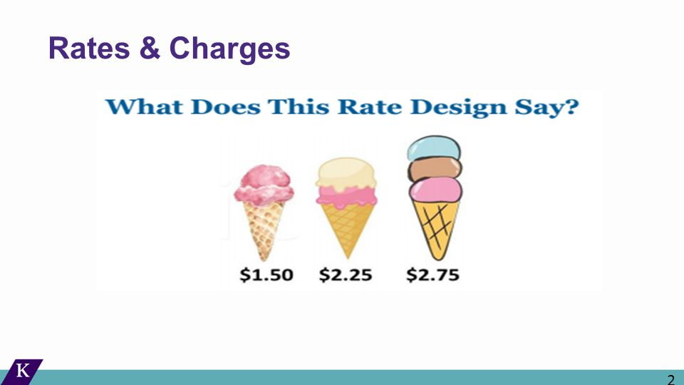 Rates & Charges 29