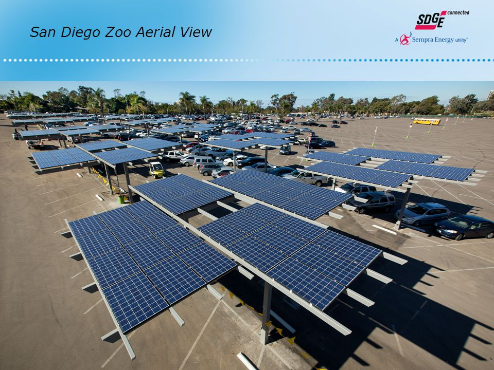 San Diego Zoo Aerial View