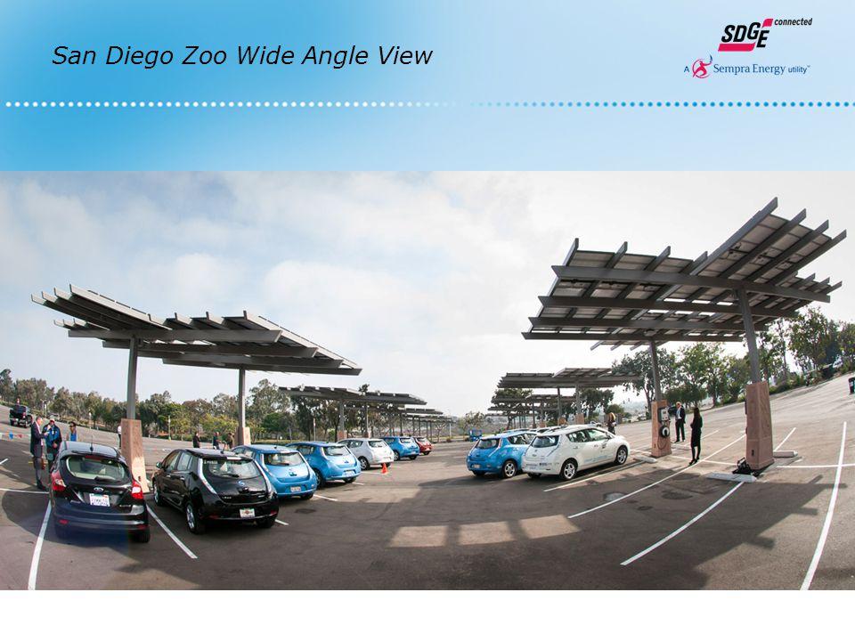 San Diego Zoo Wide Angle View