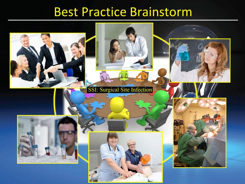 Best Practice Brainstorm