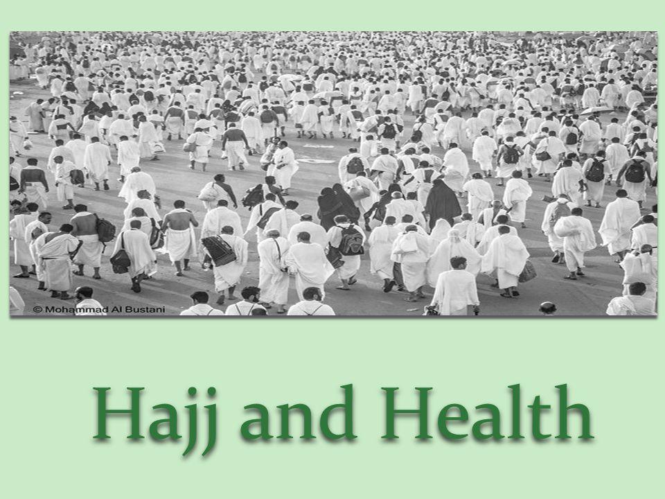 Hajj and Health