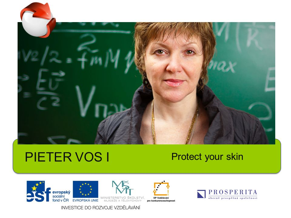 PIETER VOS I Protect your skin