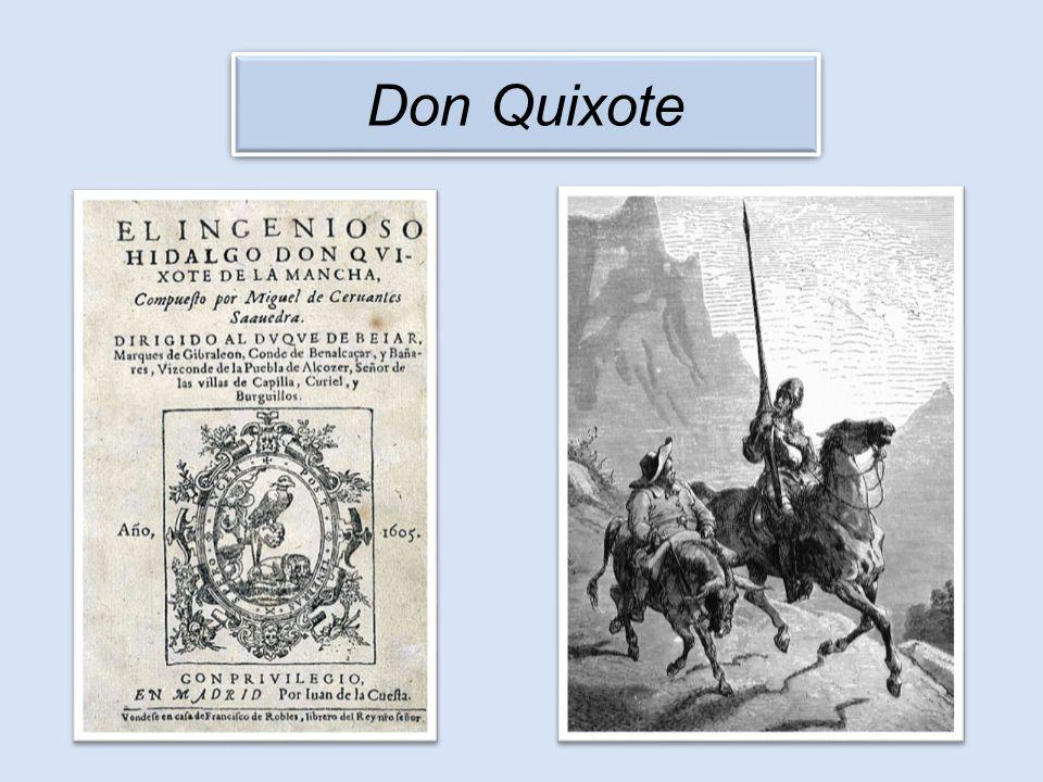 Buridan's Ass Don Quixote