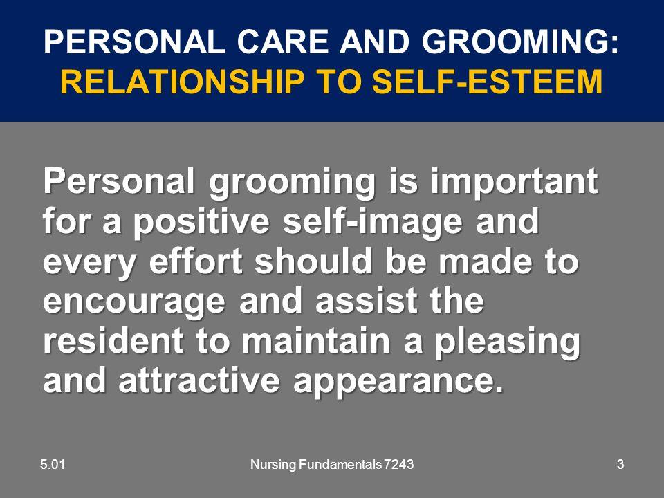 5.01Nursing Fundamentals 724364 DRESSING AND DRESSING AND UNDRESSING UNDRESSING