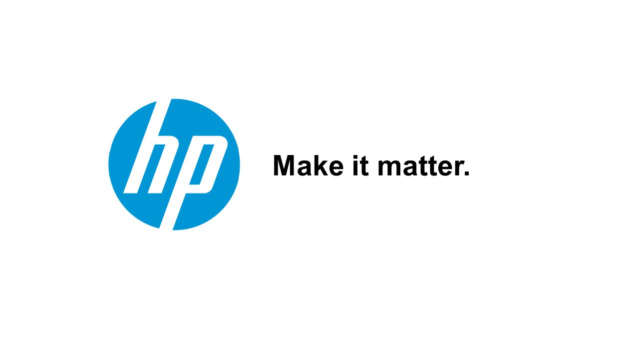 © Copyright 2015 Hewlett-Packard Development Company, L.P.