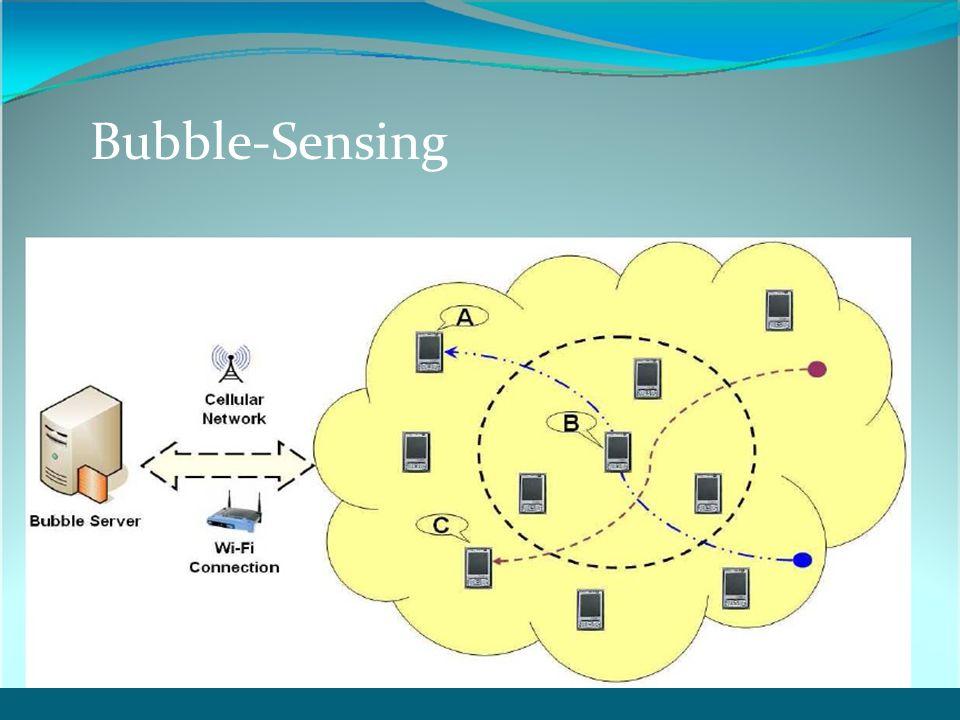 Bubble-Sensing