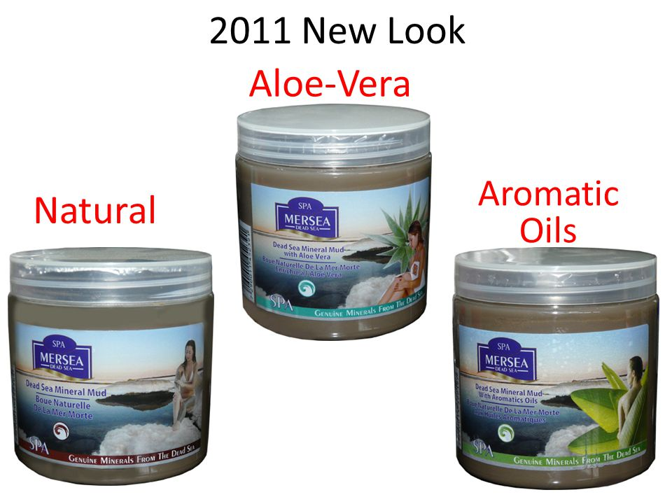 2011 New Look Natural Aloe-Vera Aromatic Oils