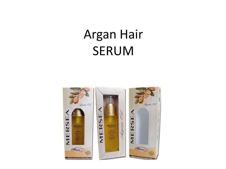 Argan Hair SERUM