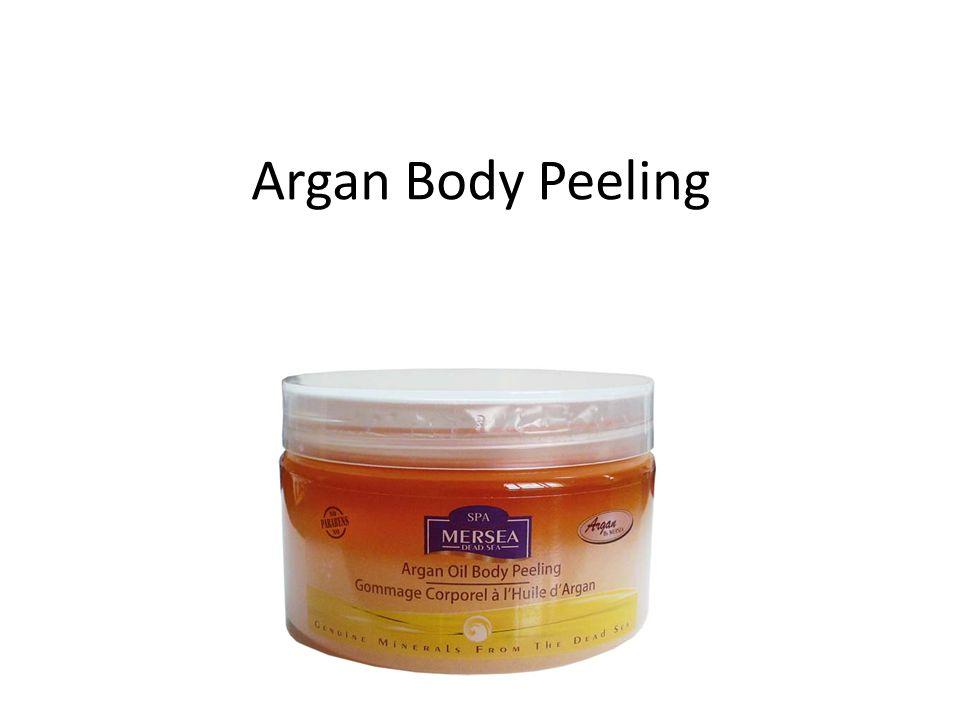 Argan Body Peeling