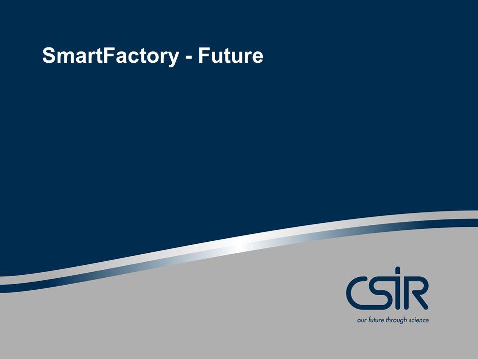 SmartFactory - Future