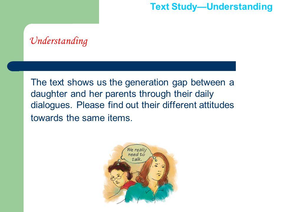  Understanding Understanding  Structure Analysis Structure Analysis Text study