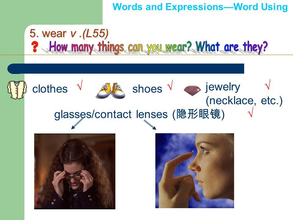 4. bug v. (L52) annoy or worry sb. annoy or worry sb.