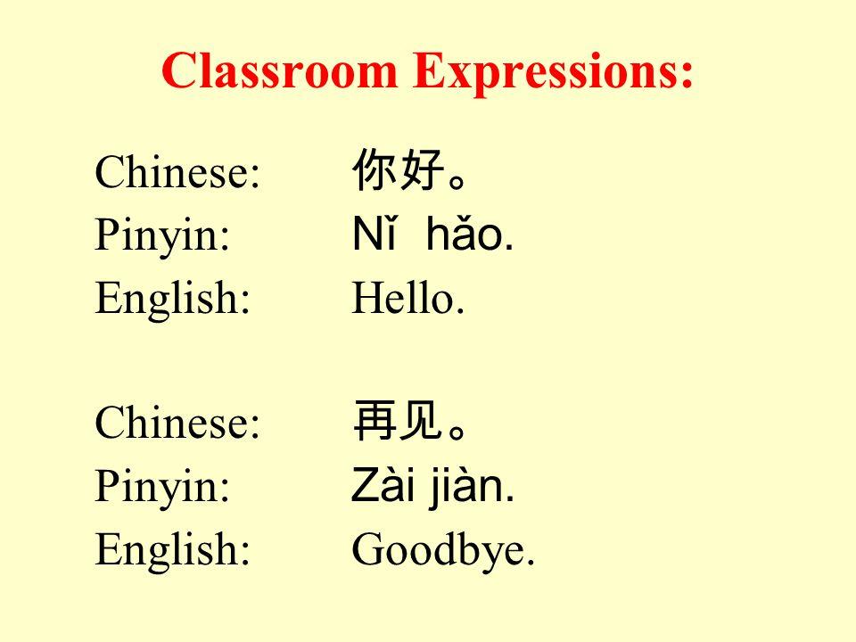 Tone Exercises bāi bái bǎi bài -------- bái cāi cái cǎi cài -------- cāi pēi péi pěi pèi -------- pèi gēi géi gěi gèi -------- gěi māi mái mǎi mài -------- mài zān zán zǎn zàn -------- zān jīn jín jǐn jìn -------- jǐn