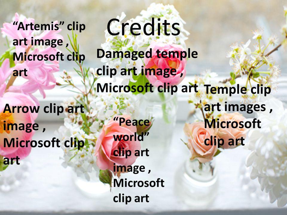 Credits Temple World book Encyclopedia2012 ed.