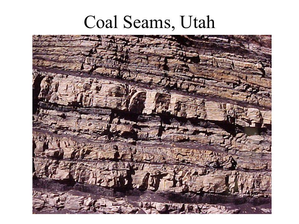 Coal Seams, Utah