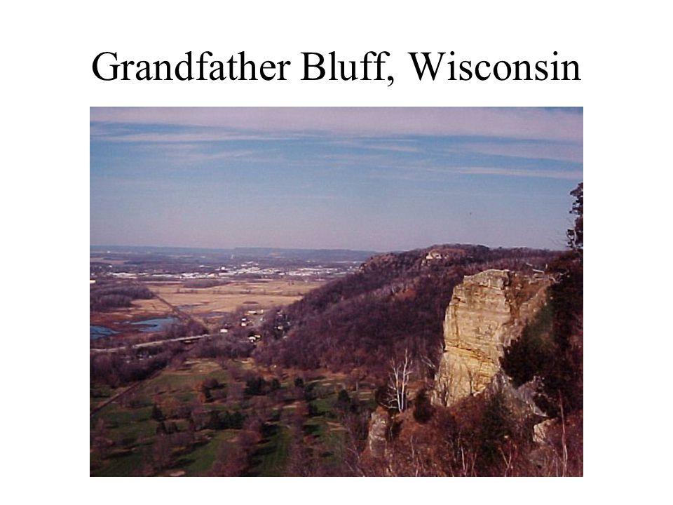 Grandfather Bluff, Wisconsin