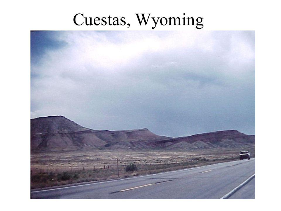 Cuestas, Wyoming
