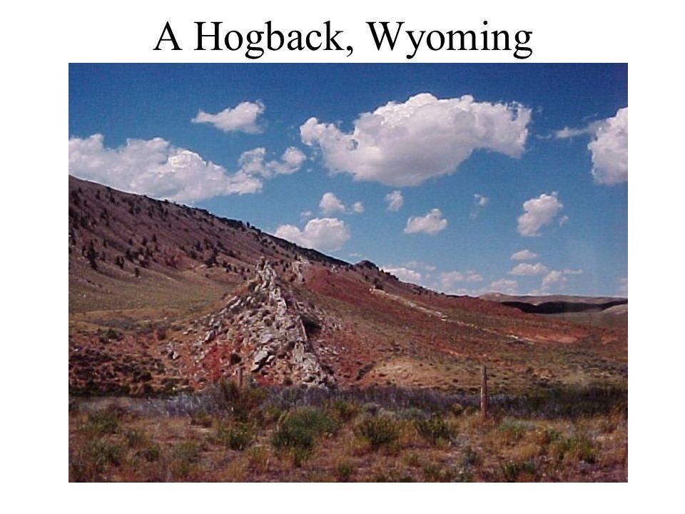 A Hogback, Wyoming