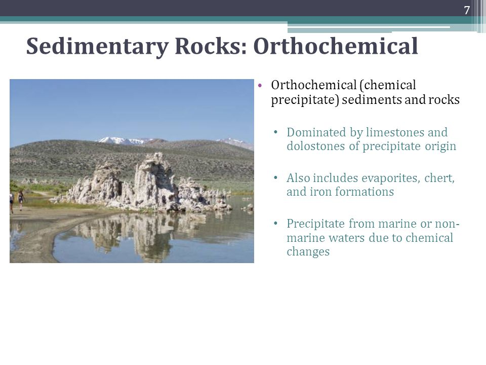 Siliciclastic Rocks: Sandstone Basic classification based on proportions of Mineral grains (dominantly quartz) Matrix (clay to silt-sized clastic material filling spaces between grains Arenite = <5-15% matrix Clean sandstone Depositional agents that sort sediment well Wacke = >15% matrix Dirty sandstone 18