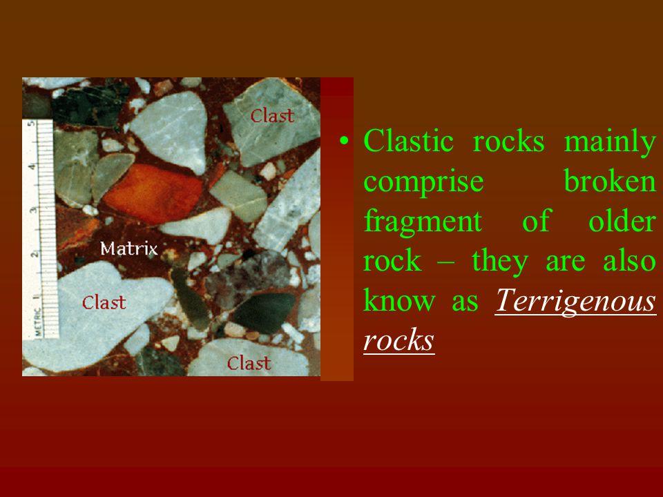 GRAIN SIZE Gravel >256-2 mm Sand 2- 0.062 mm Clay <0.004 mm Silt 0.062-0.004 mm Boulder: >256mm Cobble: 64-256 mm Pebble: 4-64 mm Granule: 2-4mm Fine gravel