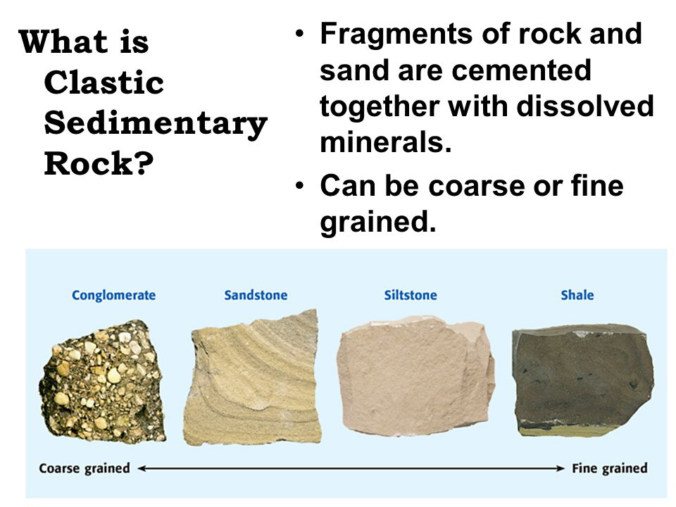 What is Chemical Sedimentary Rock.