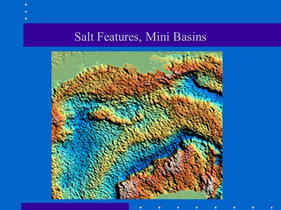 Submarine Canyons Regional Seismic merged with Altimeter Data