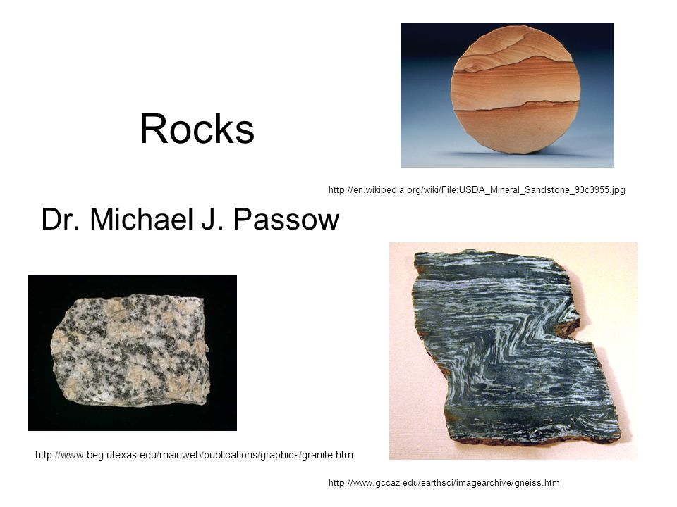 Sedimentary Rocks Sedimentary rocks may be made of rock fragments— sediments—or by chemical reactions.