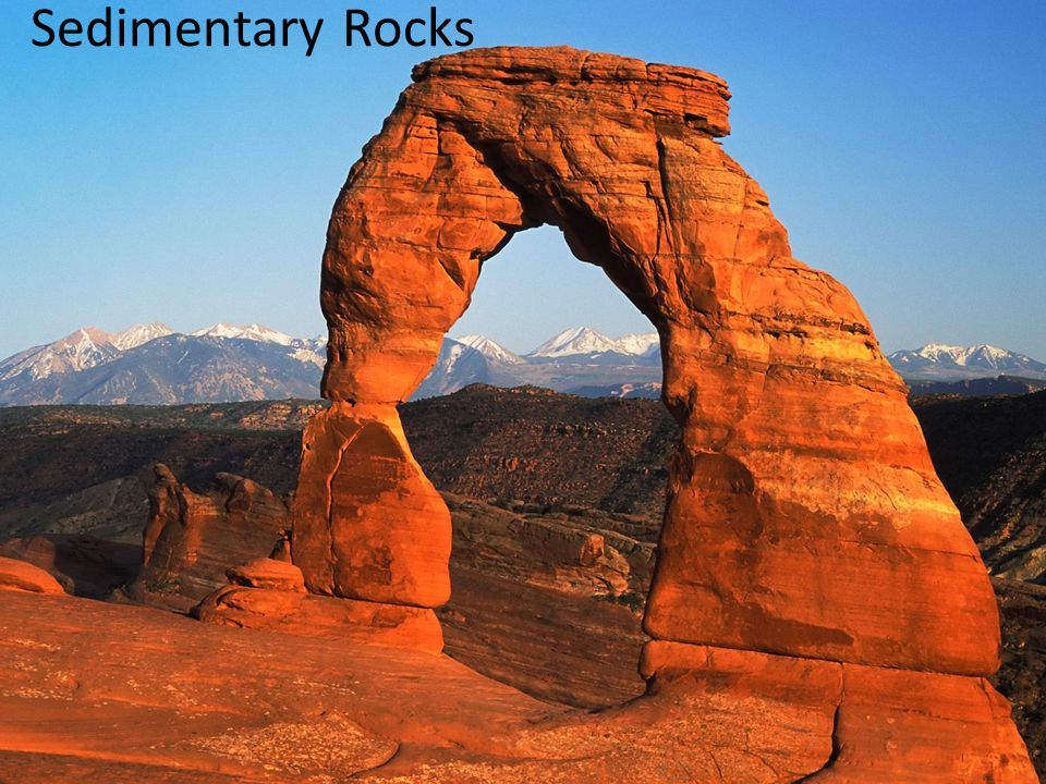What is a Sedimentary Rock.