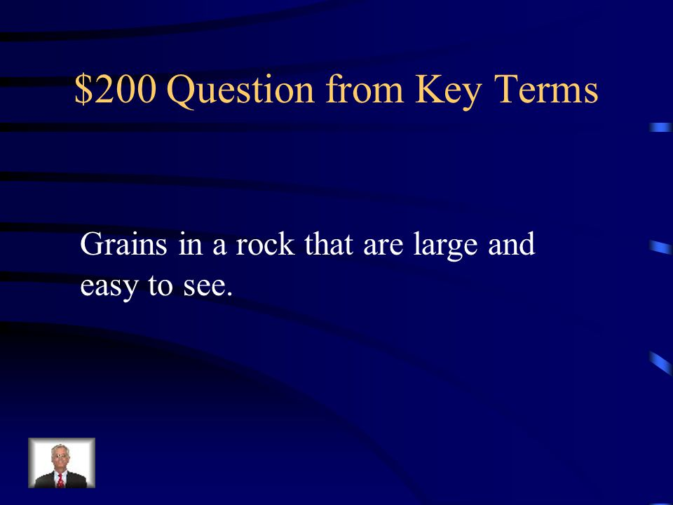 $200 Question from Rock Cycle Magma and lava form this type of rock once it cools in the rock cycle.