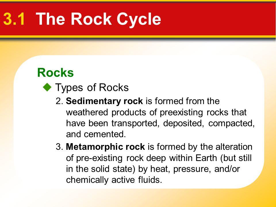 Classification of Igneous Rocks 3.2 Igneous Rocks 2.