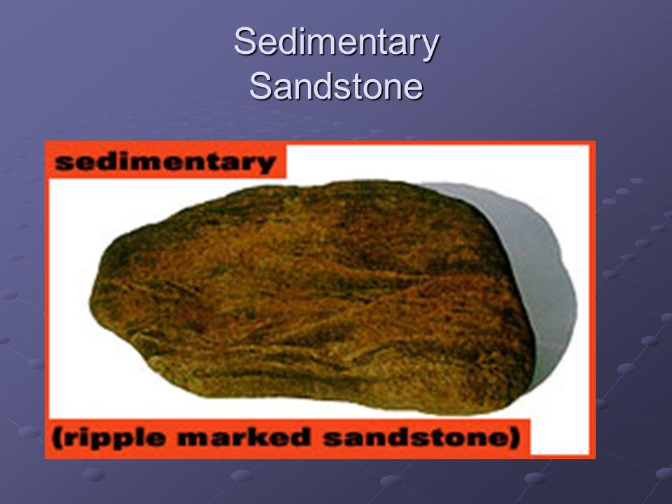 Sedimentary Sandstone