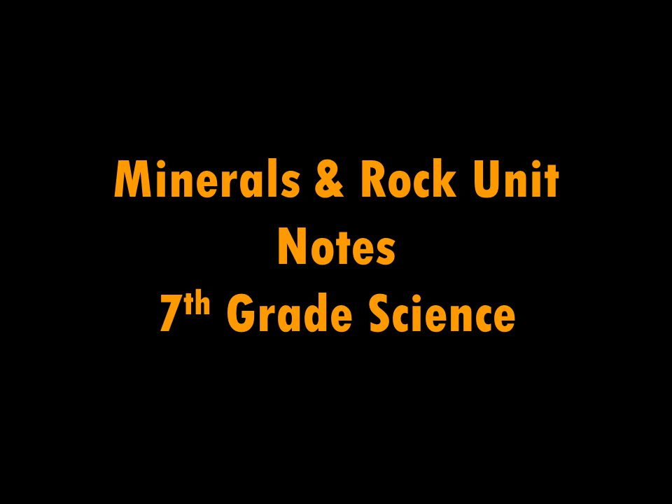 Rocks Are divided into 3 groups based on how they were formed Sedimentary Metamorphic Igneous Are made of one or more minerals