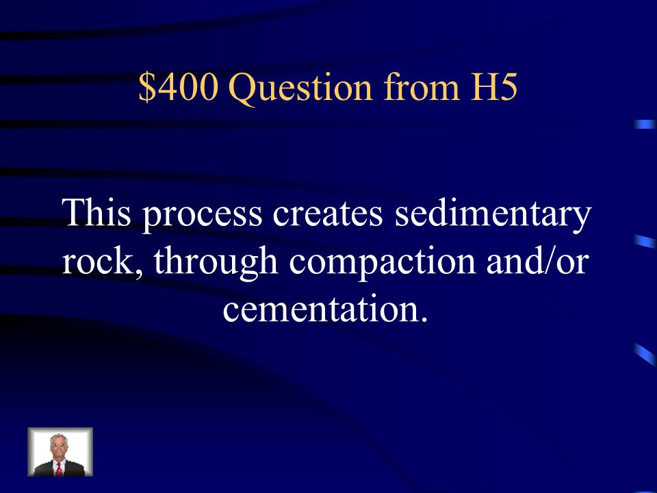 $300 Answer from H5 What is metamorphic rock