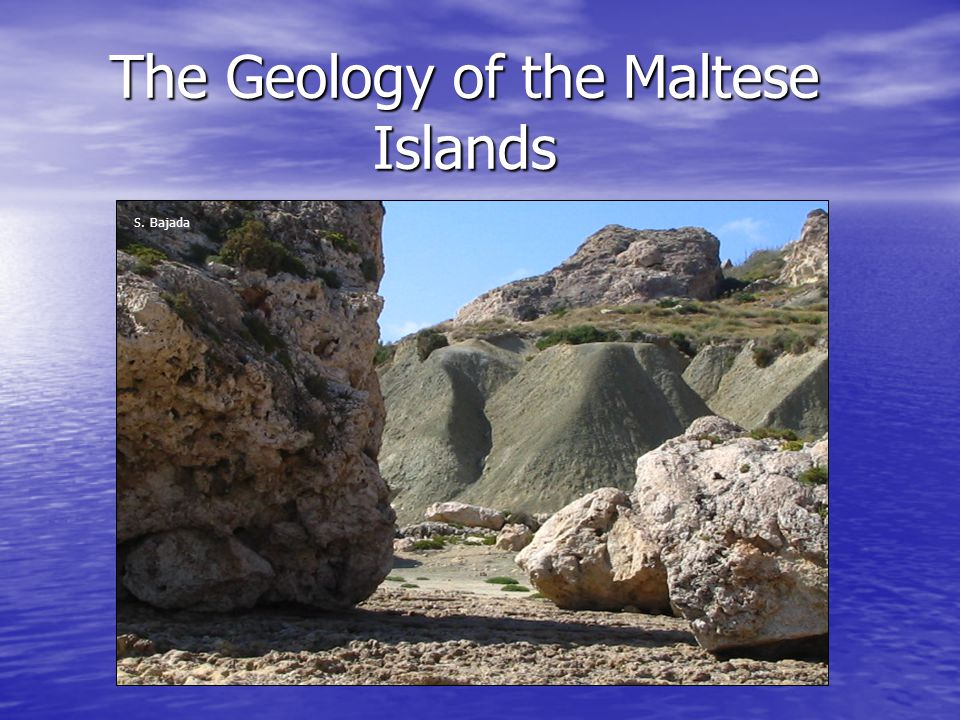 Geological history of the Maltese Islands The rocks started to form about 30 to 25 million years ago.