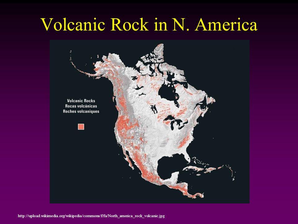 Volcanic Rock in N.