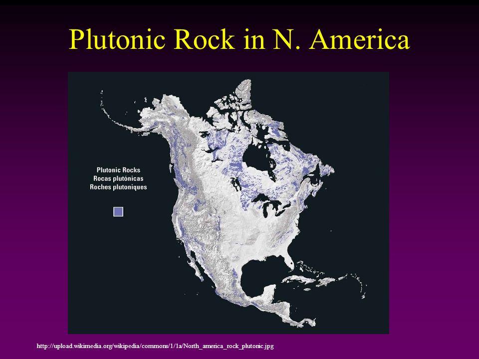 Plutonic Rock in N.