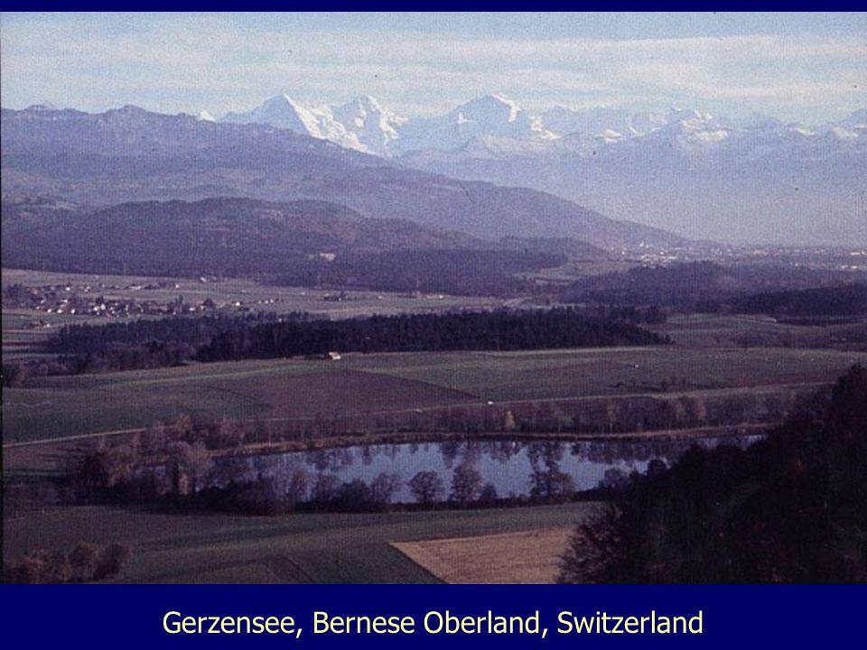 Gerzensee, Bernese Oberland, Switzerland
