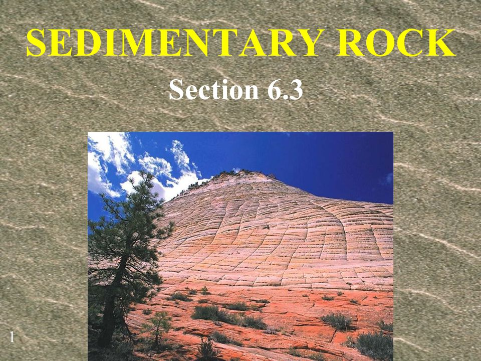 11 An example: The Redwall Limestone of the Grand Canyon area Great thicknesses of limestone can result.