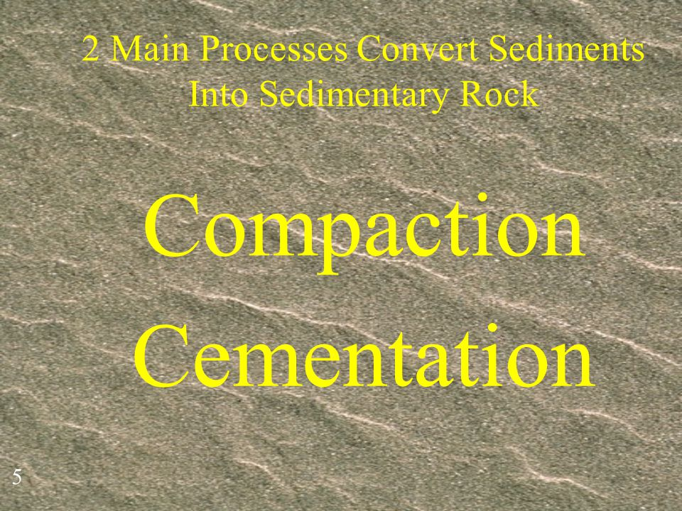 25 Characteristics of Clastic Sediments l Determined by the way sediments were transported.